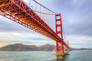 San Francisco California USA, Golden Gate Bridge