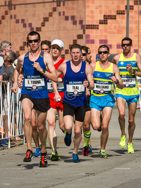 USA Olympic Team Trials Marathon 2016, Young