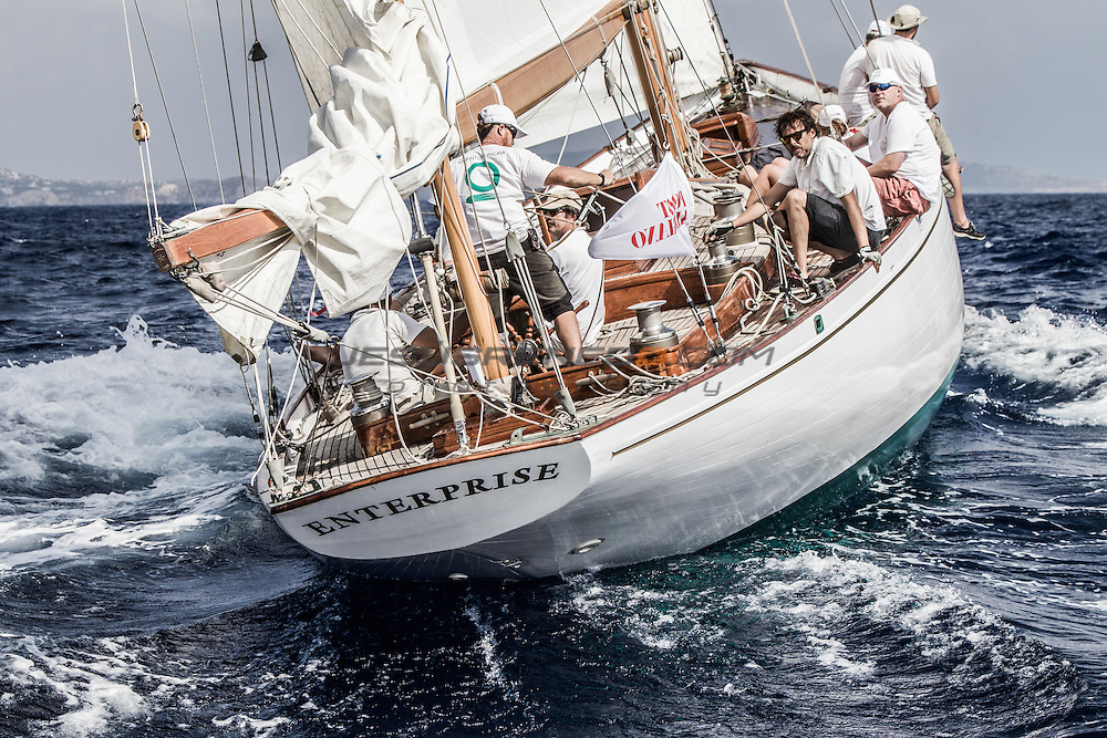 The Classic Silver Bollard Regatta 2014. Port Adriano, © Jesus Renedo