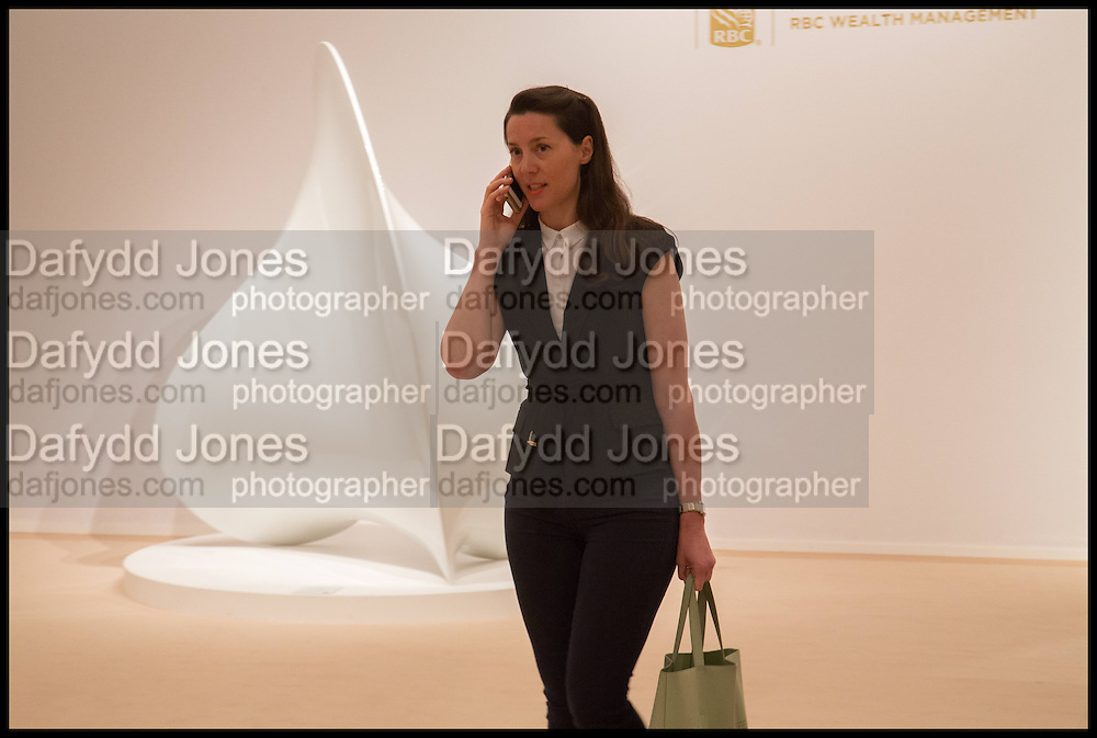 VICTORIA SIDDALL, Masterpiece London 2014 Preview. The Royal Hospital, Chelsea. London. 25 June 2014.