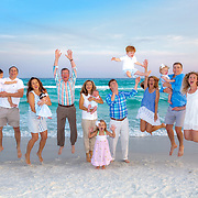 Hinshelwood Family Beach Photos