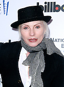 Deborah Harry attends the 2013 Billboard Women in Music Luncheon at Capitale in New York City, New York on December 10, 2013.