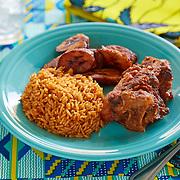 Afrique Restaurant Food Shoot