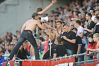 FOOTBALL - FRENCH CHAMPIONSHIP 2010/2011 - L1 - STADE RENNAIS v FC SOCHAUX - 11/09/2010 - PHOTO PASCAL ALLEE / DPPI -  FANS (REN)