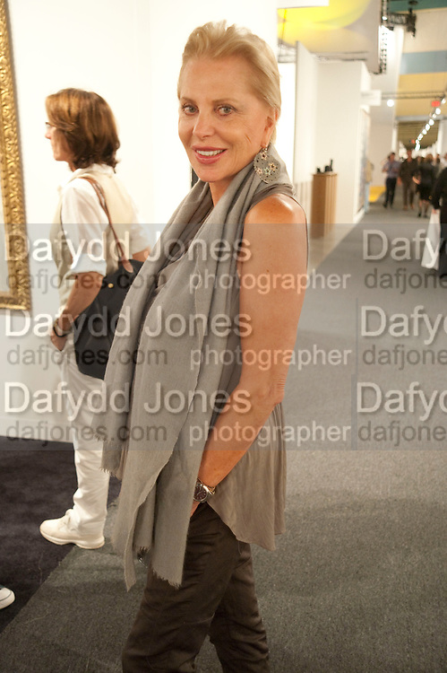 EVA O'NEILL, Opening of Art Basel Miami Beach. Convention Centre.  Miami Beach. 30 November 2010. -DO NOT ARCHIVE-© Copyright Photograph by Dafydd Jones. 248 Clapham Rd. London SW9 0PZ. Tel 0207 820 0771. www.dafjones.com.