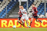 Sébastien ROUDET - 24.01.2015 - Clermont / Chateauroux  - 21eme journee de Ligue2<br />Photo : Jean Paul Thomas / Icon Sport