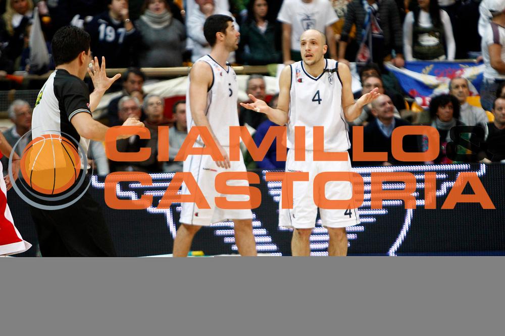 DESCRIZIONE : BOLOGNA Lega A Dilettanti 2009-10 Fortitudo Bologna Acegas Trieste<br /> GIOCATORE : Alejandro Muro<br /> SQUADRA : Fortitudo Bologna<br /> EVENTO : Campionato Lega A Dilettanti 2009-2010<br /> GARA : Fortitudo Bologna Leonessa Basket Brescia<br /> DATA : 10/01/2010<br /> CATEGORIA : Delusione<br /> SPORT : Pallacanestro<br /> AUTORE : Agenzia Ciamillo-Castoria/G.Pappalardo<br /> Galleria : Lega Basket A Dilettanti 2009-2010 <br /> Fotonotizia : Bologna  Campionato Italiano Lega A Dilettanti 2009-2010 Fortitudo Bologna Acegas Trieste<br /> Predefinita :
