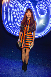 Zara Martin at the Warner Music & Ciroc Brit Awards party, Freemasons Hall, 60 Great Queen Street, London England. 22 February 2017.