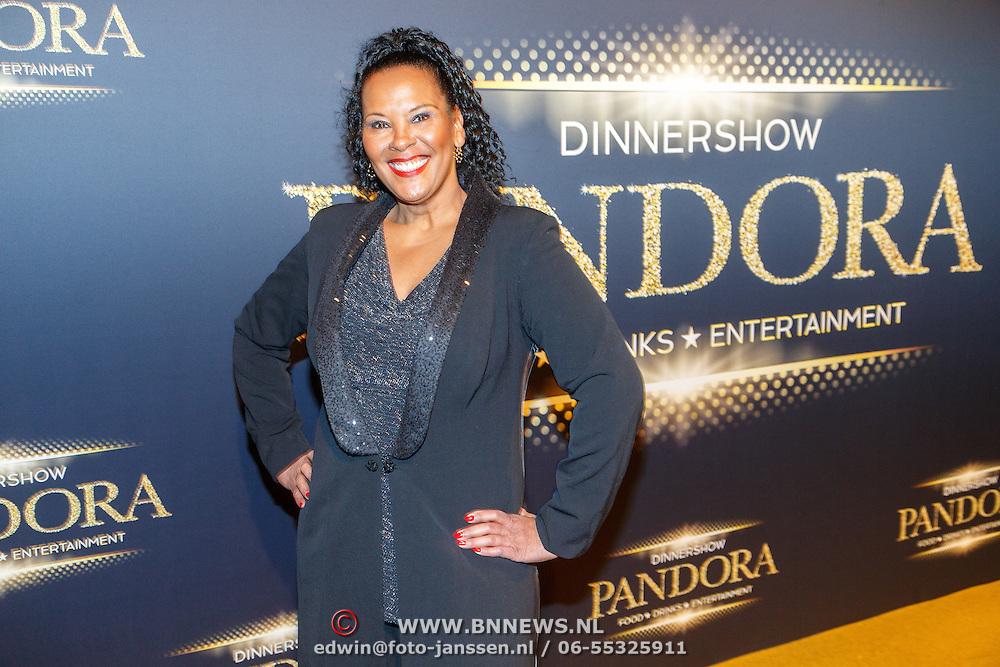 NLD/Hilversum/20151018 - Premiere Studio 21 Pandora, Ingrid Simons