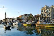 France, Languedoc Roussillon, Gard, Le Grau du Roi, le port