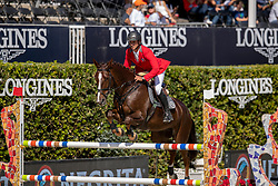 Guerdat Steve, SUI, Flair<br /> Longines FEI Jumping Nations Cup™ Final<br /> Barcelona 20128<br /> © Hippo Foto - Dirk Caremans<br /> 05/10/2018