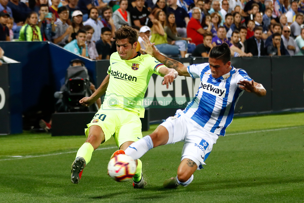 صور مباراة : ليغانيس - برشلونة 2-1 ( 26-09-2018 ) 20180926-zaa-a181-067