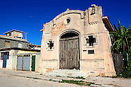 Church in Santa Fe, Havana, Cuba.