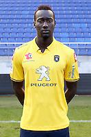 Famara DIEDHIOU - 04.10.2014 - Photo officielle Sochaux - Ligue 2 2014/2015<br /> Photo : Icon Sport