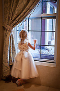 The wedding of Tamra Samuels and Brian Pierce at Maple Manor in Dallas
