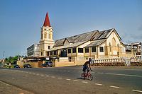 Anglican Church, Victoria Road, Cape Coast