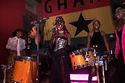 JOJO ABOT PERFORMING, Ghana party, Venice, 8 May 2019