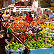 Fresh Fruit at Zhiyou Evening Market, Kaohsiung City, Taiwan