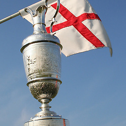 BRITISH OPEN COURSES ENGLAND