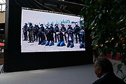 France, Paris, 15 Juin 2018. Eurosatory 2018, Salon international de Défense et Sécurité.