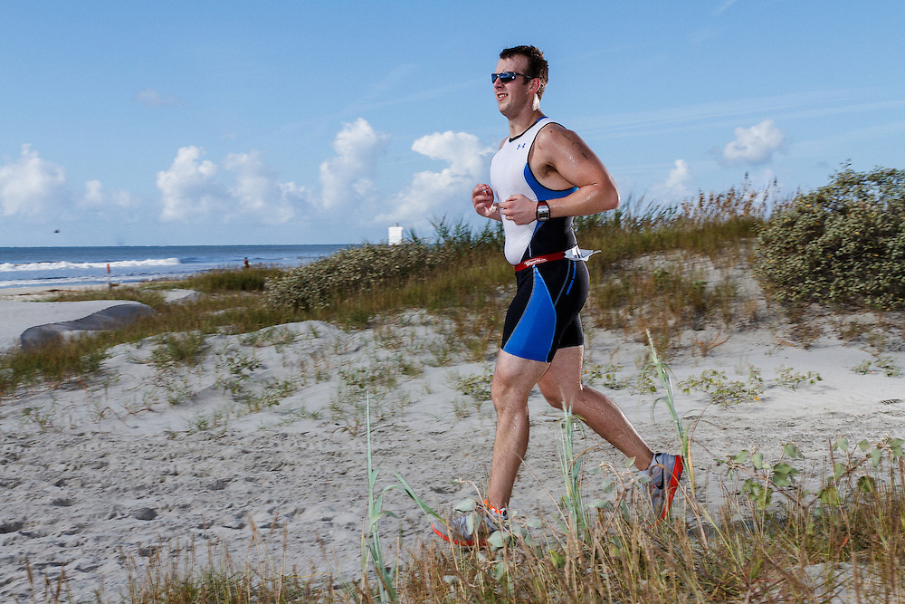 2012 Kiawah Island Triathlon at Beachwalker County Park on Kiawah Island, SC
