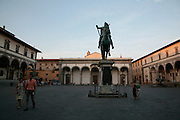Piazza Santissima Annunziata, Florence, Italy, Frommer's Italy Day By Day