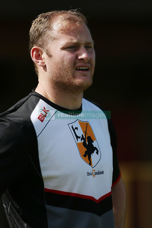 Christopher Bosch of Boland during the Currie Cup premier division match between the Boland Cavaliers and The Pumas held at Boland Stadium, Wellington, South Africa on the 2nd September 2016<br /> <br /> Photo by:   Shaun Roy/ Real Time Images