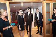 PEACHES GELDOF; MICHAEL GOLDMAN, THE CARPHONE WAREHOUSE APPYS AWARDS, Vinopolis, Stoney Street,  London 11 April 2011. . -DO NOT ARCHIVE-© Copyright Photograph by Dafydd Jones. 248 Clapham Rd. London SW9 0PZ. Tel 0207 820 0771. www.dafjones.com.