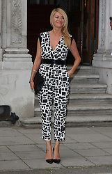 Image ©Licensed to i-Images Picture Agency. 30/06/2014. London, United Kingdom. TESS DALY attends a reception for the Best of Britain's Creative Industries at The Foreign Office. Picture by  i-Images