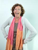 ROTTERDAM -  Marjolein Bolhuis-Eijsvogel, o.a. belast met tophockey dames. ALV van de KNHB in het Feijenoord Stadion; FOTO KOEN SUYK