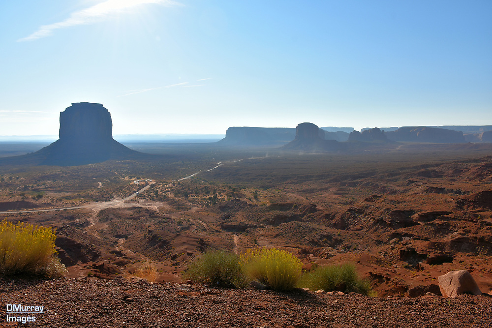 John Wayne's Point, Monument Valley, Navajo Tribal Park, Arizona