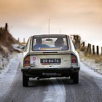 Car 42 Floriaan Eling / Hans and Wendela Wapenaar - Citroen GS Break