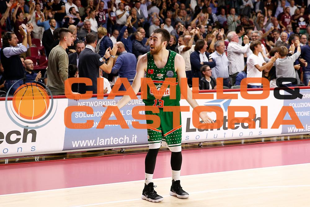 Jake Odum<br /> Umana Reyer Venezia vs Banvit<br /> FIBA Basketball Champions League 2017/2018<br /> Venezia,  10/10/2017<br /> Foto Ciamillo-Castoria/A. Gilardi