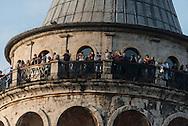 Turkey. Istanbul. elevated view on golden Horn / Istamboul la corne d'or.  vu d'en haut