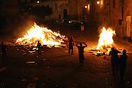 San Giuseppe: le tradizionali Vampe accendono Palermo