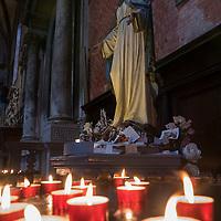 Basilica St. Maria Gloriosa Dei Frari, Venice Italy