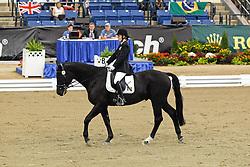 Van Looveren Eveline (BEL) - Dream Boy<br /> Alltech FEI World Equestrian Games <br /> Lexington - Kentucky 2010<br /> © Hippo Foto - Leanjo de Koster