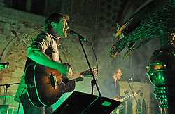 Steve and Joe Wall of the The Stunning performing at Holy Trinity Church as part of the Westport Arts Festival.<br /> Pic Conor McKeown