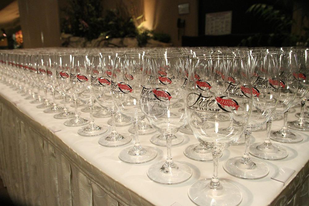 2011 Taste of Tulalip Wine Shop.