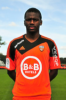 Sadio Diallo - 25.09.2014 - Photo officielle Lorient - Ligue 1 2014/2015<br /> Photo : Philippe Le Brech / Icon Sport