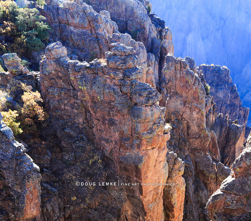 Black Canyon of the Gunnison National Park;