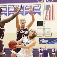 Women's Basketball: University of St. Thomas (Minnesota) Tommies vs. University of Chicago Maroons