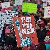 2018-Women's March- Bozeman, Montana