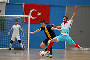 190118 Deaf Futsal Sweden v Turkey