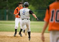 Boys varsity baseball Winnisquam versus Conant first round class M tournament June 3,  2010.