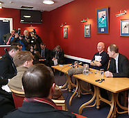 25-02-2013- John Brown press conference