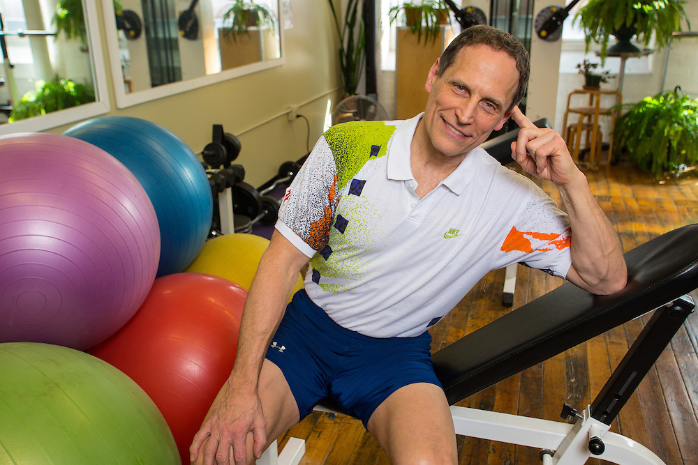 Joseph Arnould, Strength For Life Health and Fitness Center, Easthampton, MA