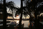 Sunrise, Manele Harbor, Lanai, Hawaii<br />