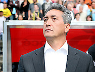 27-05-2007: Voetbal: VVV Venlo - RKC Waalwijk: Venlo<br /> RKC Waalwijk is gedegradeerd naar de Jupiler League.<br /> Andre Wetzel heeft het geflikt. Hij laat VVV Venlo na 14 jaar terugkeren in de eredivisie<br /> foto : Geert van Erven