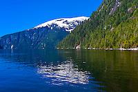 Misty Fjords National Monument, near Ketchikan, southeast Alaska, USA